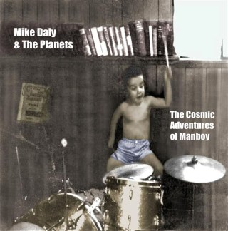 The Cosmic Adventures of ManBoy